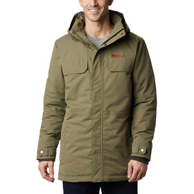 Columbia Rugged Path Parka Homme, stone green